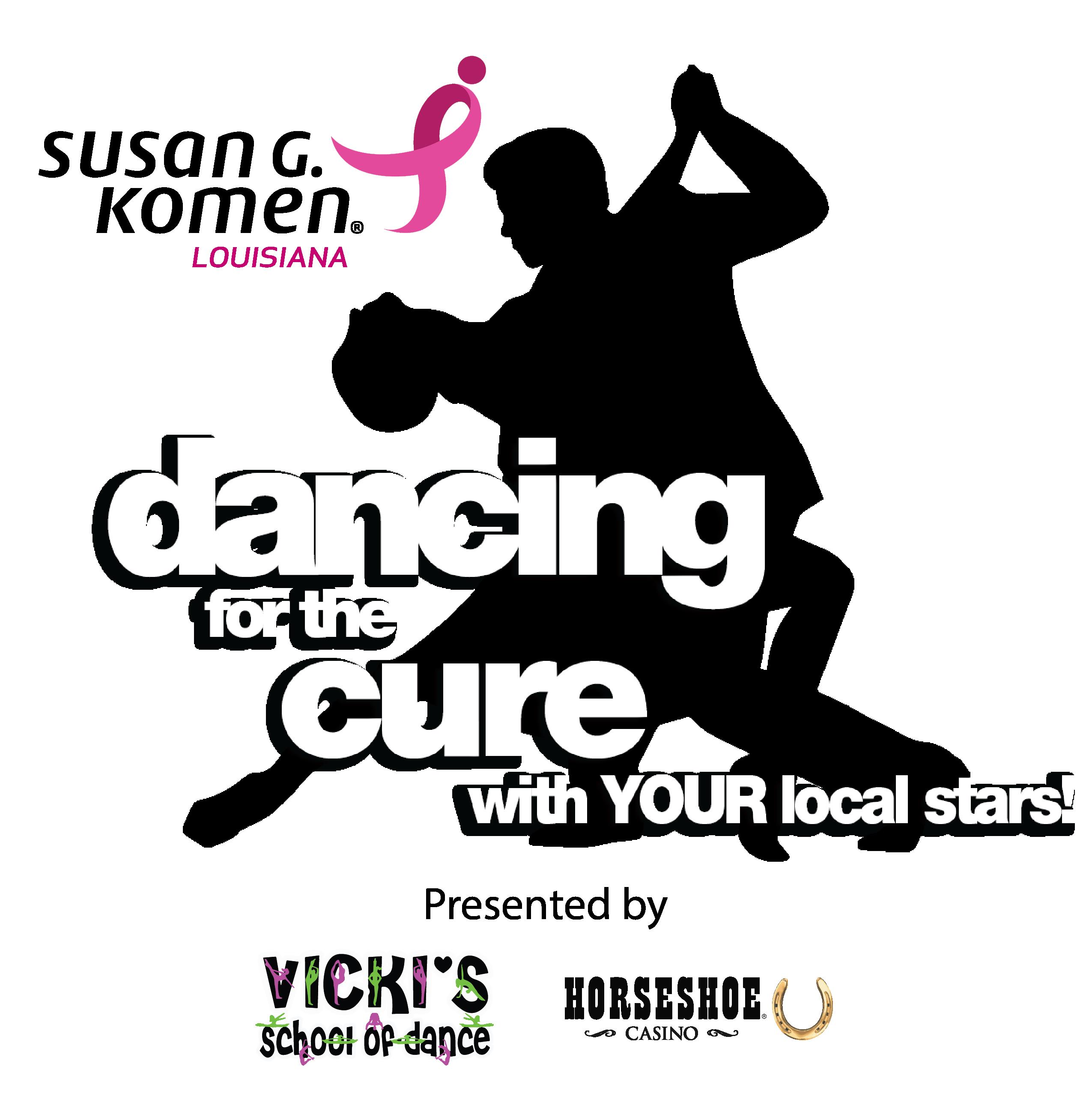 Dancing For The Cure Of Nwla Susan G Komen 174 Louisiana